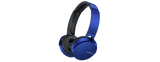 Sony MDRXB650BT/L Extra Bass No Wire Hands Free Bluetooth Headset - Blue