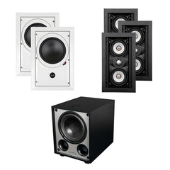 In-Wall Speaker Starter Package