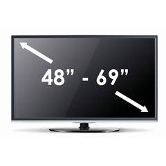 "Installation Option: TV 48"" - 69"""
