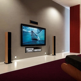 Install Home Theater System 5.1