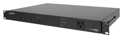 Panamax M4000-PRO Blue Bolt 1575 Joules 1 RU Surge Protector / Power Conditioner