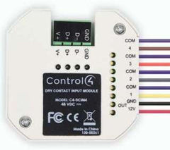 Control4 4-Channel Bus Dry Contact Input Module
