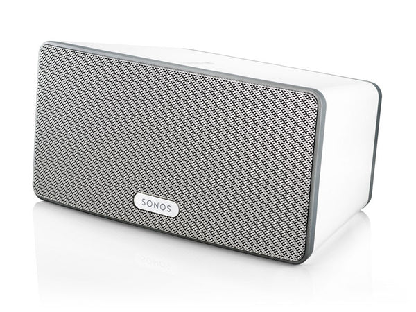 Sonos PLAY:3 Wireless Streaming Music Speaker - White