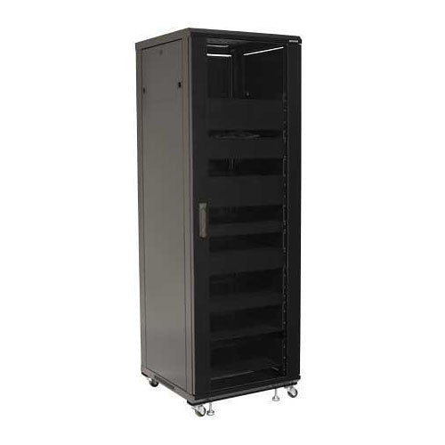 "Sanus CFR2136 36U Component Foundations, 70.5"" Tall AV Rack"
