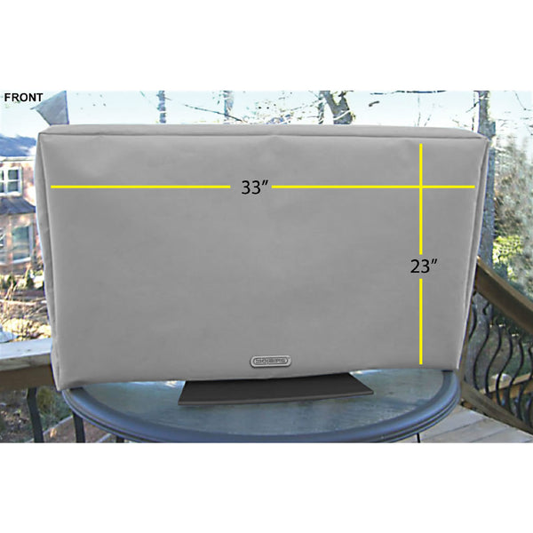 "Solaire SOL 32-G2 Outdoor TV Cover for up to 32"" HDTVs"