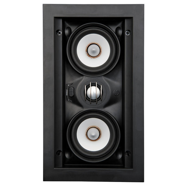 "SpeakerCraft ASM54631 Profile AIM LCR3 Three 3"" In-Wall Speaker (Each)"