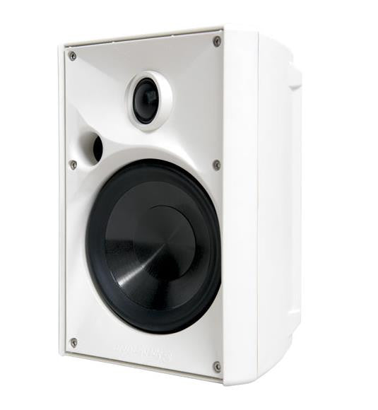 "SpeakerCraft ASM80511 OE5 One 5.25"" Outdoor Speaker - White (Each)"