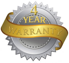 Extended Warranty: Home Video under $750 - Excludes cameras & camcorders - 4 Years