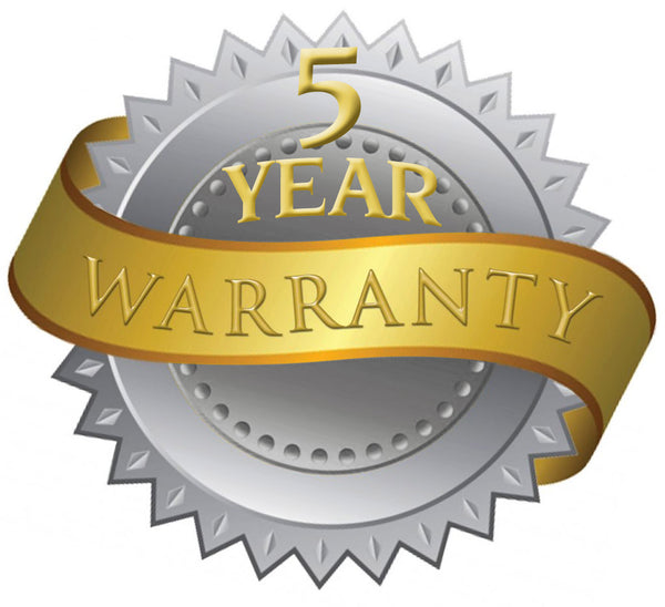Extended Warranty: Home Audio under $2,500 - 5 Years