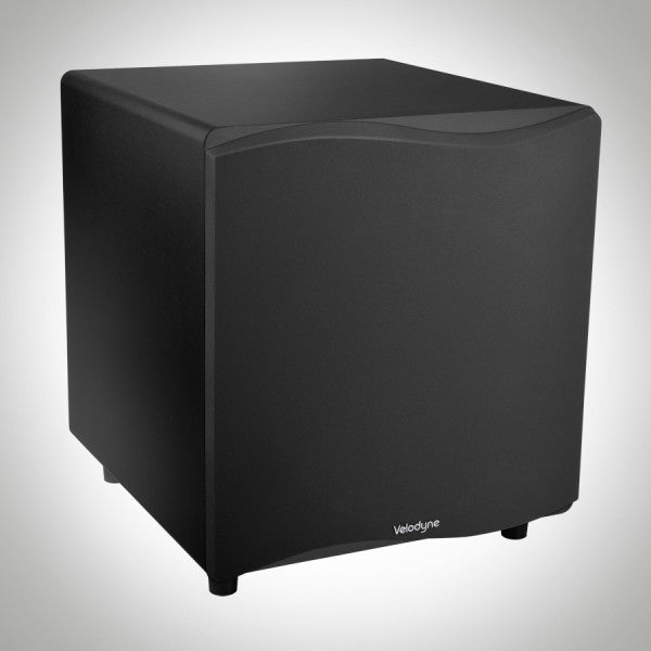 "Velodyne WI-Q 12"" 450W Wireless Subwoofer - Black Ash Vinyl"