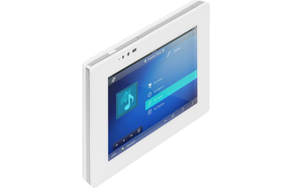 "Niles nTP7 Wall-Mount 7"" Touch-Panel Controller for MRC-6430 - White"
