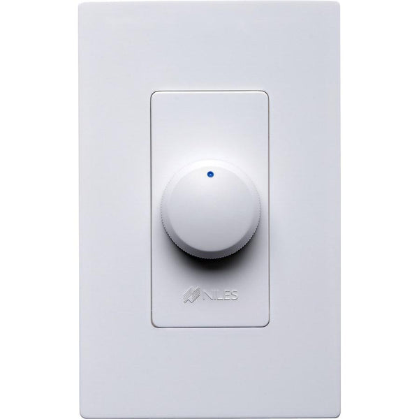 Niles VCS100K Stereo Volume Control w/Selectable Impedance - White, Bone, Light Almond, Black