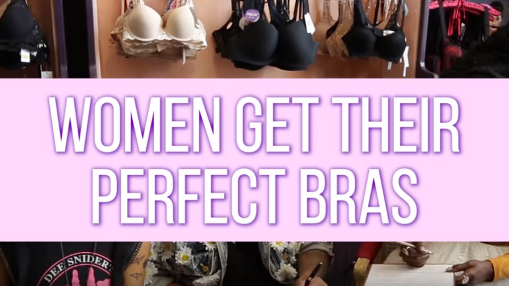 Buzzfeed: Women Get their Perfect Bras