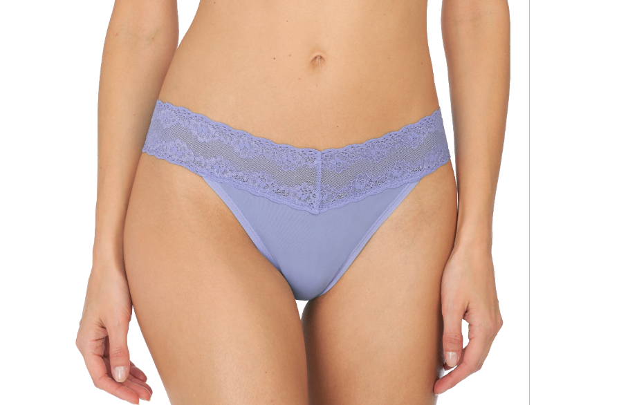 750092 Bliss Perfection One-Size Thong |BOAT BLUE| (BU192)