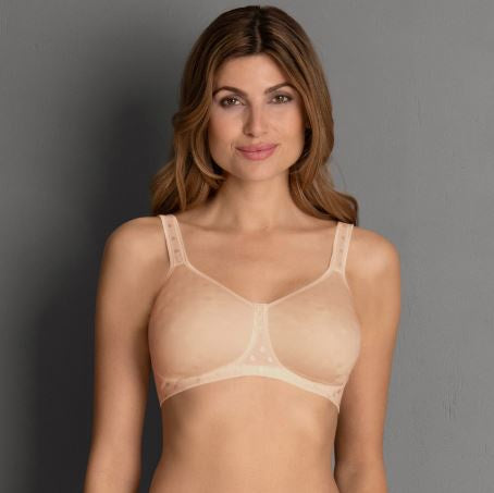 5852 Airita Comfort Wirefree Bra |LIGHT POWDER| (774)