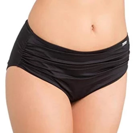 FAS5753BLK Versailles Gathered Control Short |BLACK|