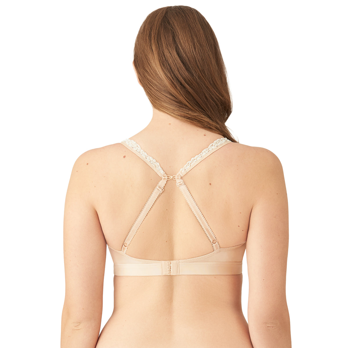 852191 Embrace Lace Wire Free Bra |NATURAL NUDE/IVORY| (271)
