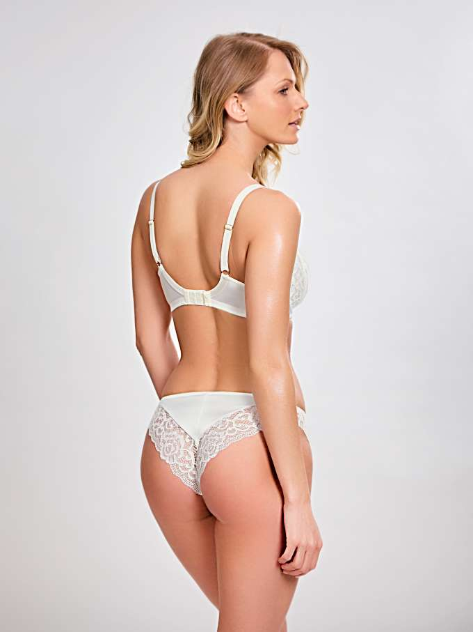 9242 Quinn Brazilian Brief |IVORY|