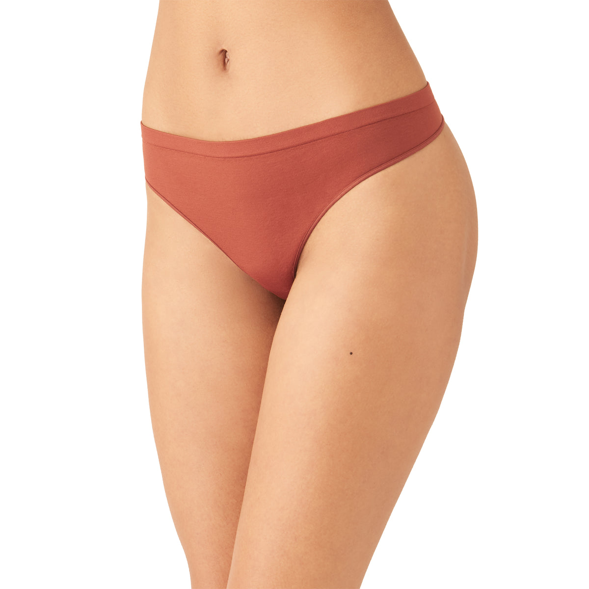 979240 Comfort Intended Thong |MARSALA| (503)