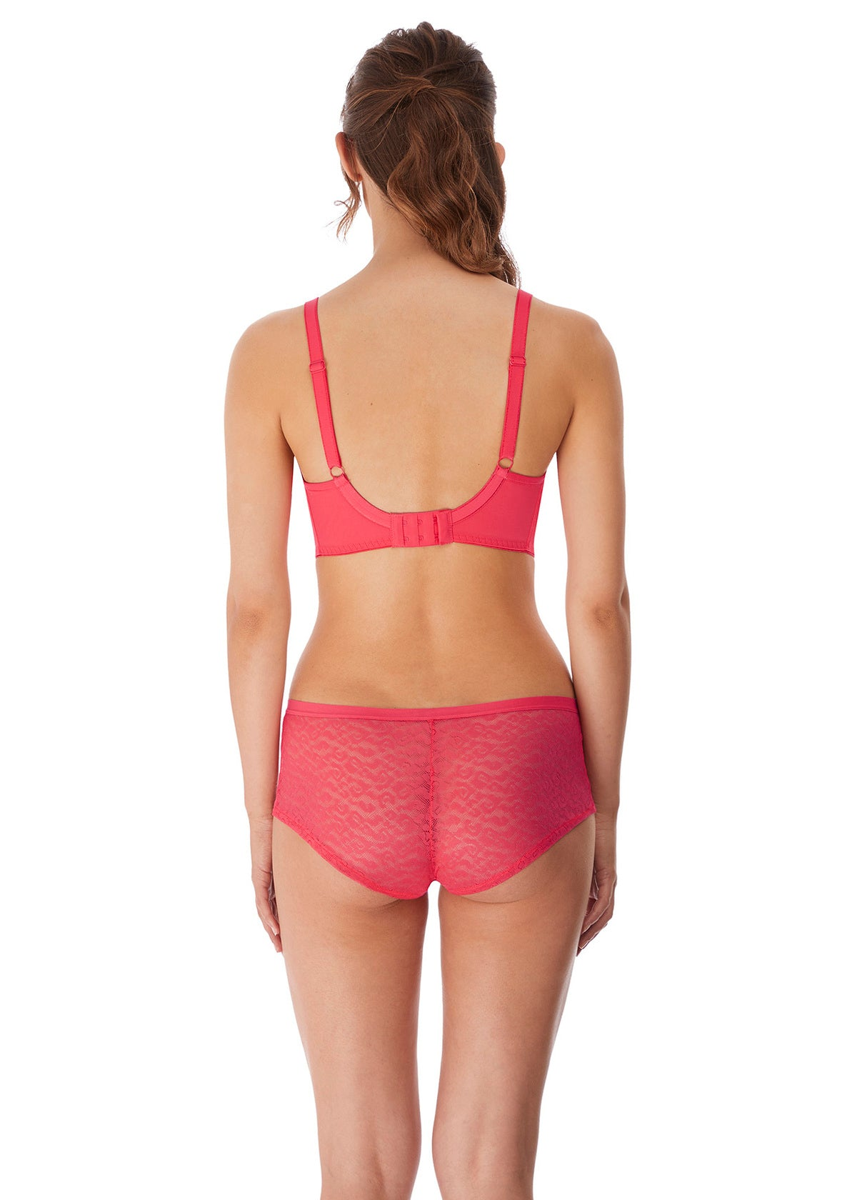 AA1015SCL Freya Fancies Hipster Short |SUGAR CORAL|