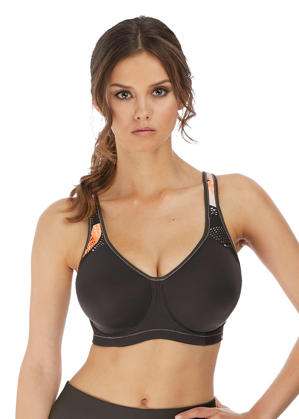 Sonic Underwire Sports Bra (Digital Vision Color)