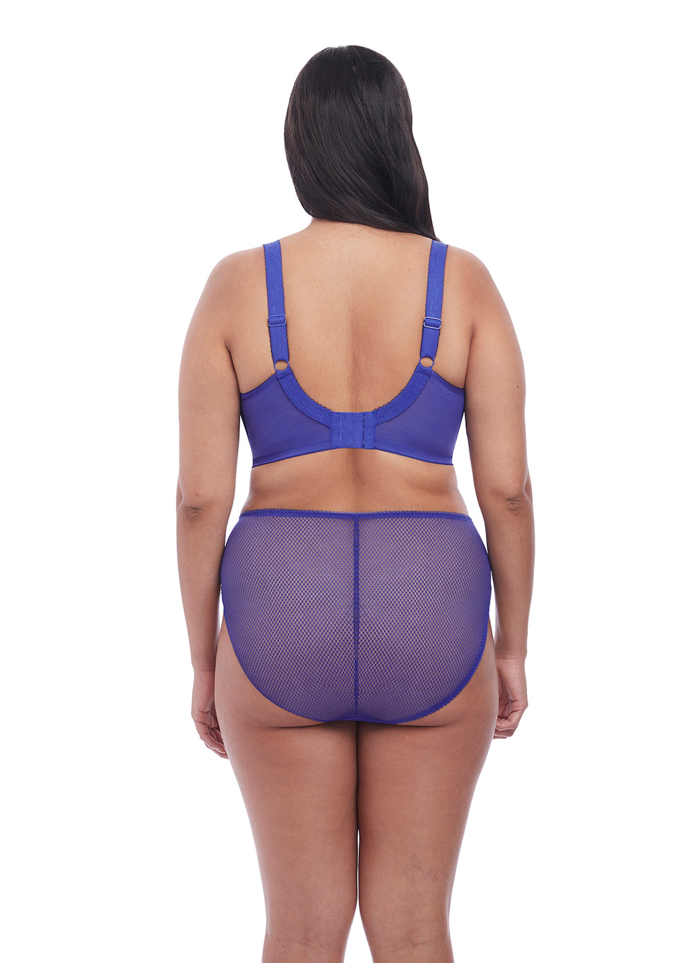 EL4383ULE Charley UW Bandless Spacer Moulded Bra |ULTRAMARINE|