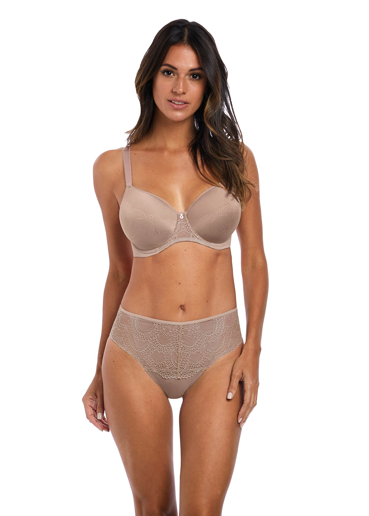 FL2541 Twilight UW Rebecca Spacer Full Cup Bra |FAWN & INK|
