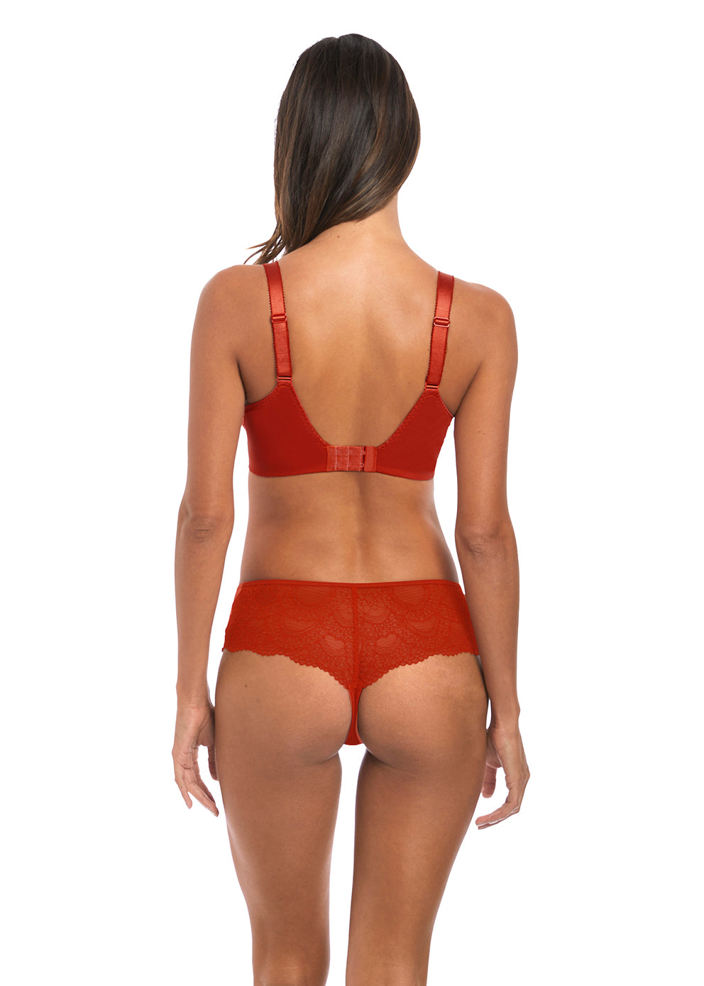 FL2547SAN Twilight Brazilian Thong |SAFFRON|