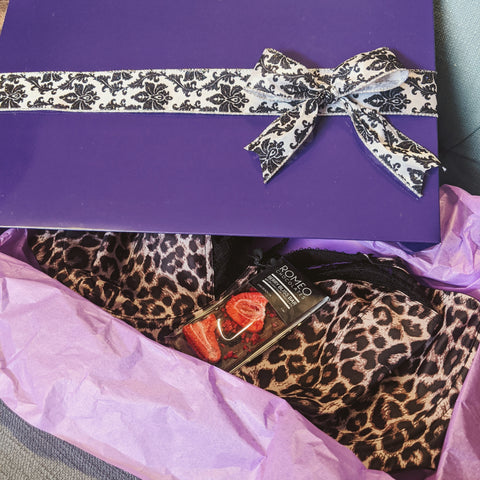 Deluxe Gift Wrapping with Chocolate