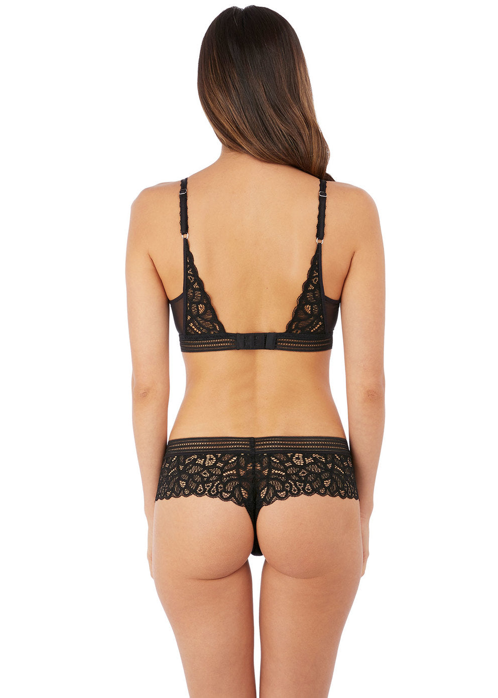 WE148007BLK Raffine Tanga |BLACK|