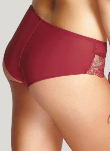 9395 Ana Brief |BURNT RED|
