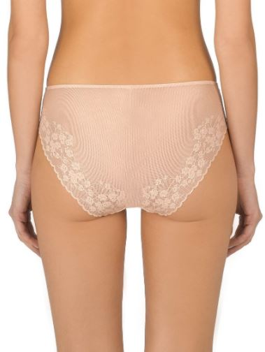 772191 Cherry Blossom French Cut Panty |CAMEO ROSE| (225)