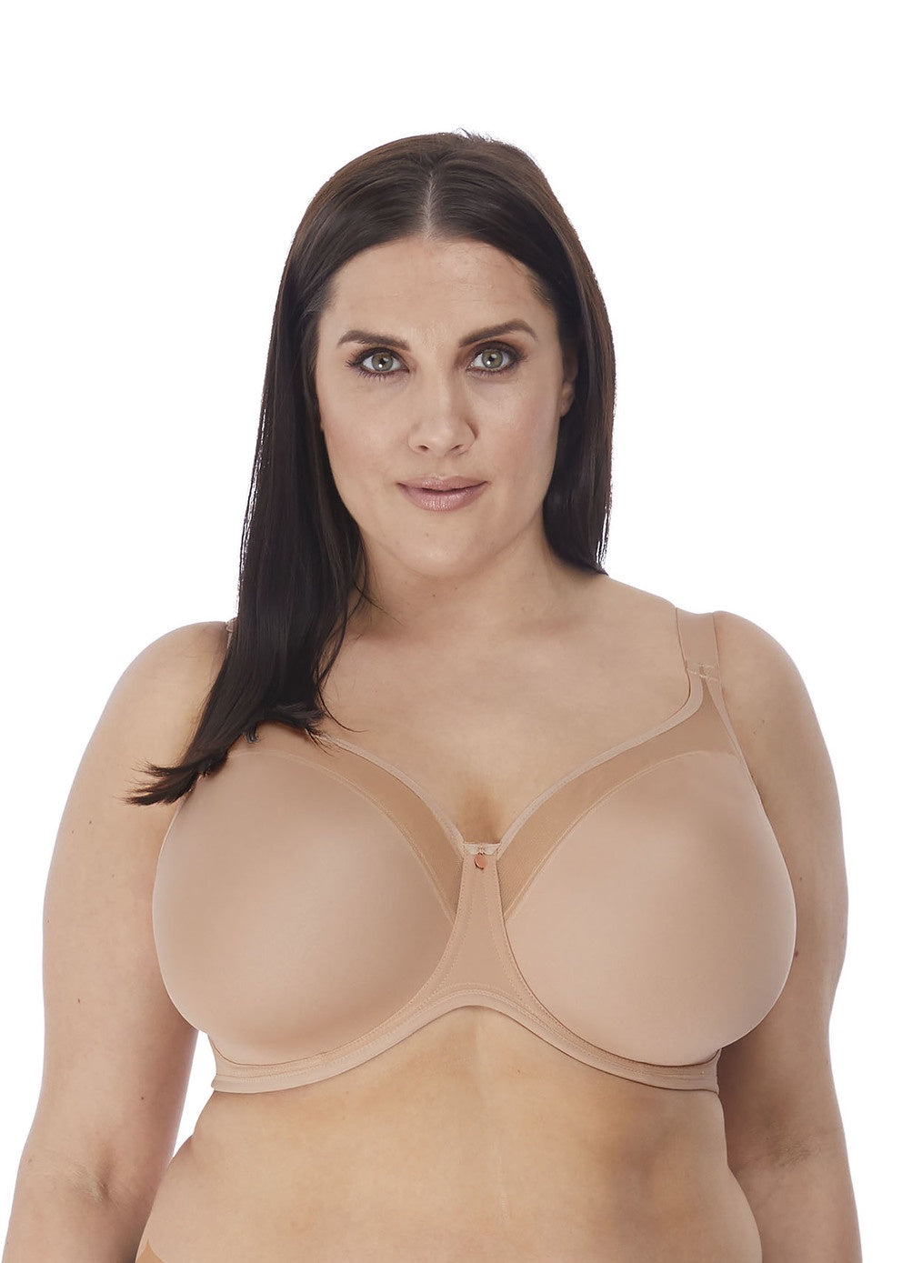 EL4301SAH Smooth UW Molded Non Padded Bra |SAHARA|