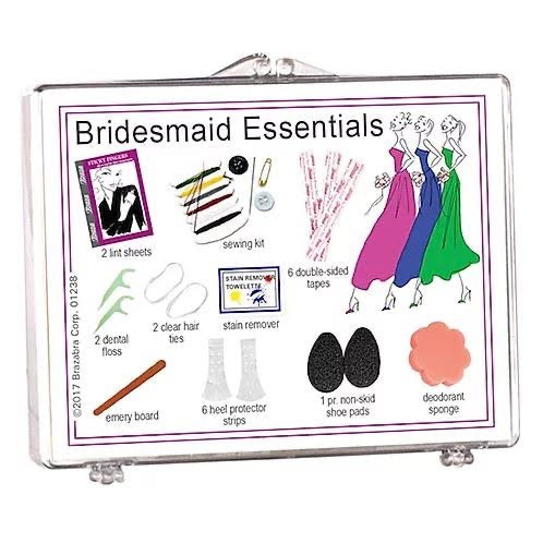 Bridesmaid Essentials