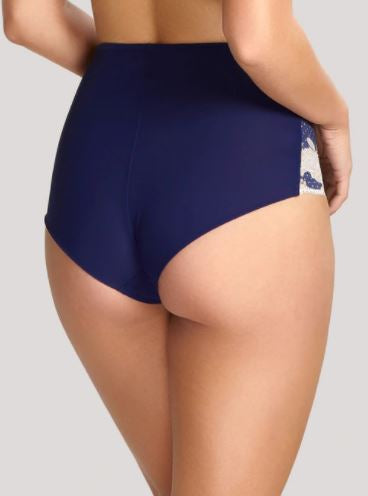 7254 Clara High Waist Brief |NAVY|