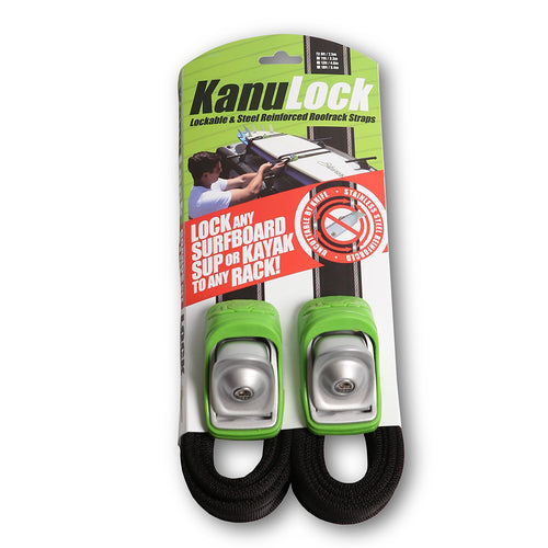 Kanulock Board Straps 8ft