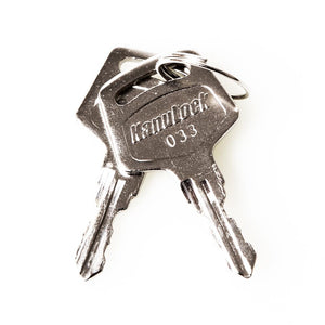 KANULOCK SPARE KEYS