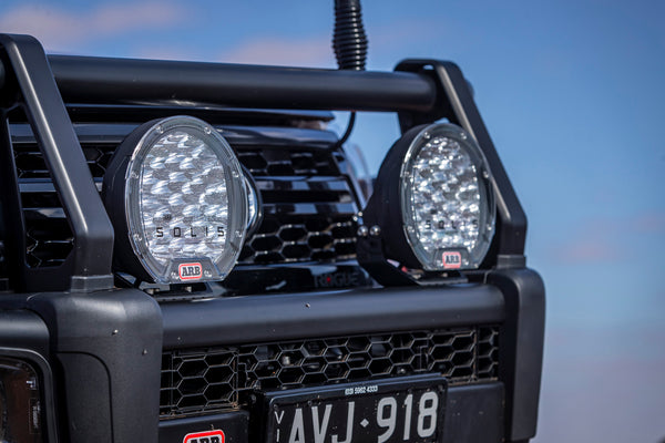 ARB Intensity Solis LEDs tested