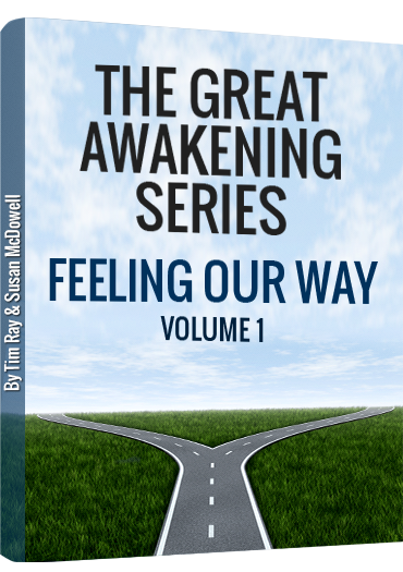 """The Great Awakeing""   FREE Ebook  Volume 1: Feeling Our Way"