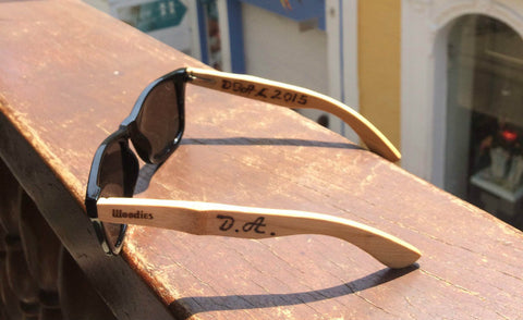 custom Woodies sunglasses