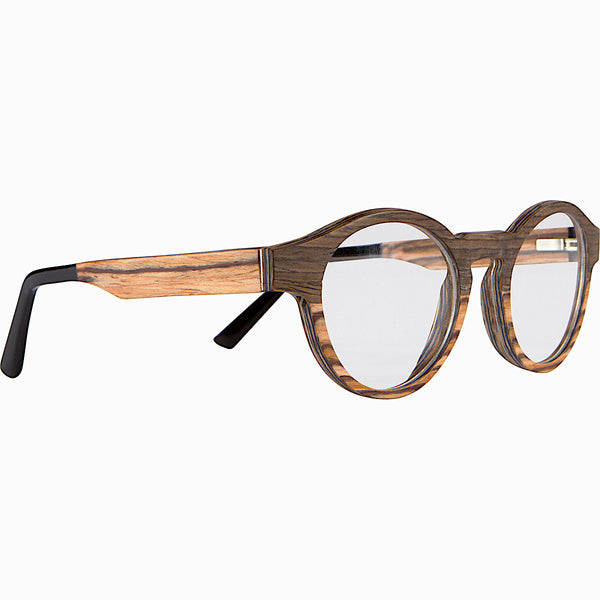f654c175d2 Wood Prescription Eyeglass Frames