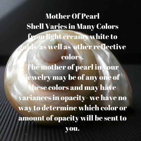 Mother of Pearl Shell - Nature Reflections