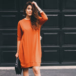Bamboo Tulip Dress / Tunic