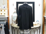 Black Patch Coat
