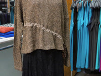 Tan Knit Sweater