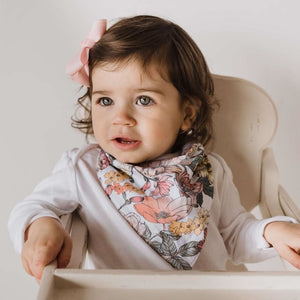 baby bandana dribble bib | australiana - MUMMA + BUBBA COLLECTIVE