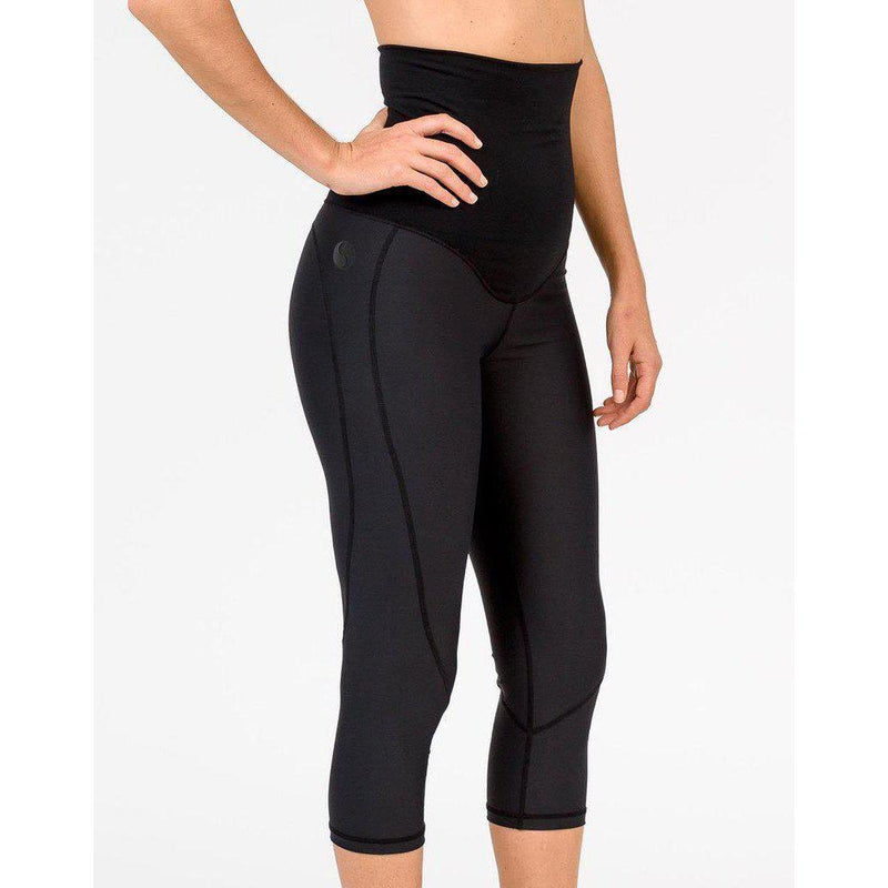 maternity active leggings | classic black - MUMMA + BUBBA COLLECTIVE