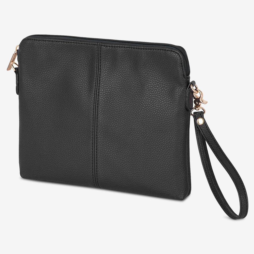 Cross Body Clutch | Black - MUMMA + BUBBA COLLECTIVE