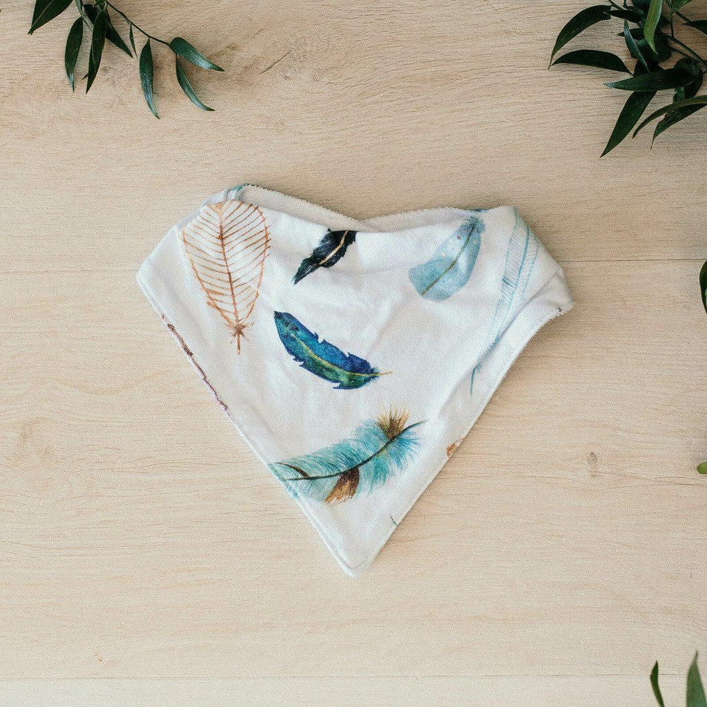 baby bandana dribble bib | dreamweaver - MUMMA + BUBBA COLLECTIVE