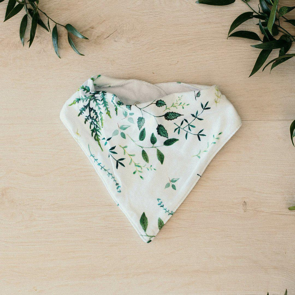 baby bandana dribble bib | enchanted - MUMMA + BUBBA COLLECTIVE